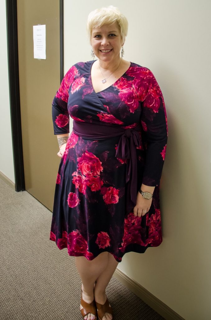 Melinda Reviews The Chelsea Dress In Fuego And The Neve Wrap Dress